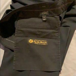 J. Crew Pants - J Crew Ludlow Suit Pant 33x32 Navy